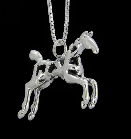 paint horse jewelry